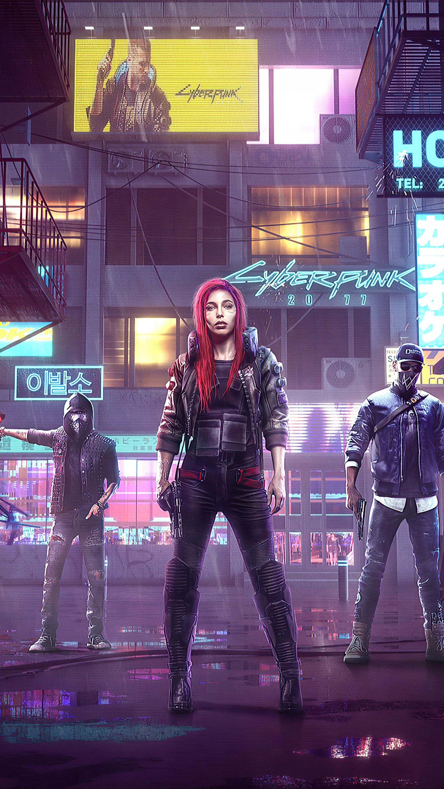 Cyberpunk 2077 New 2020 Game Poster 4k Ultra Hd Mobile Wallpaper In 2020 Cyberpunk 2077 Cyberpunk Cyberpunk Character