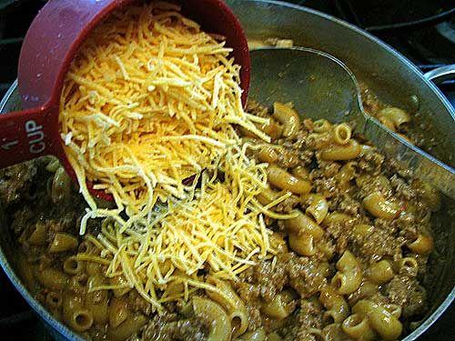 Homemade Hamburger Helper recipes (10 recipes!) sub mealstarter for hamburger for veg varieties