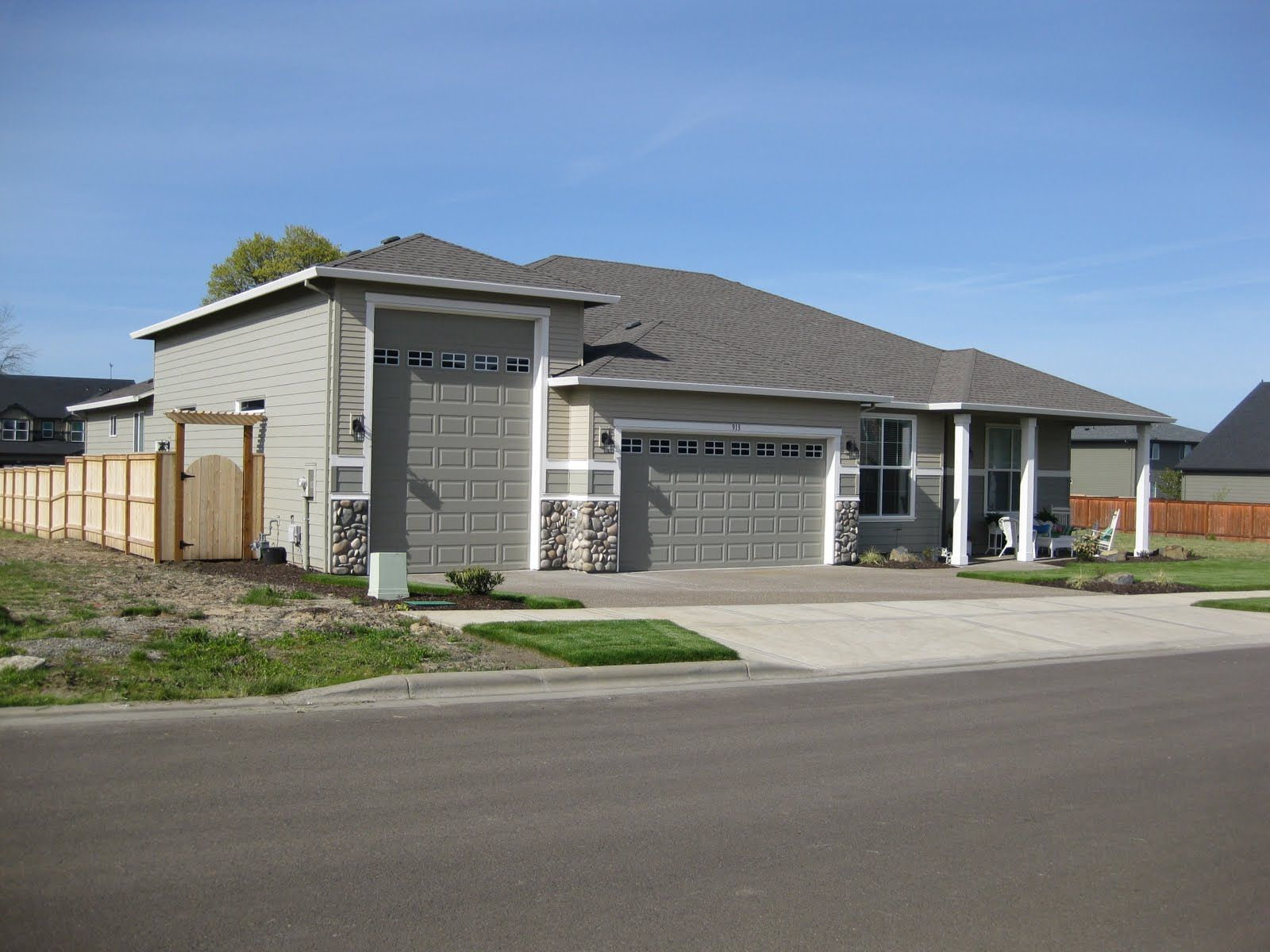 Awesome Rv Garage Homes Garage House Plans House Plans Garage
