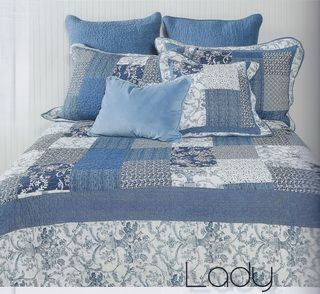 Lady - a new Brunelli bedding collection available at www.Cigale.ca