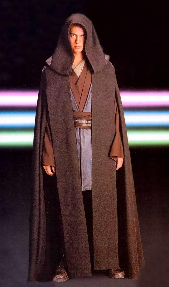 Star Wars Anakin Skywalker episode 3 shirt costume prop