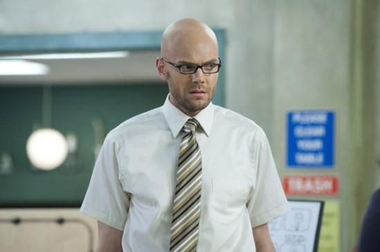 Jeff as the Dean