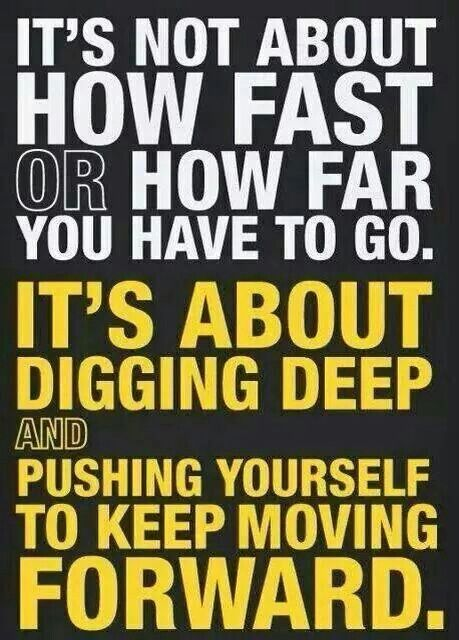 Dig Deep   @HolisticBodyRepair   Fitness motivation, Fitness