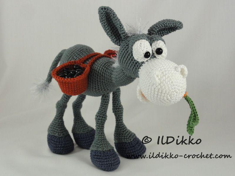 Easy Crochet Animals Amigurumi : Best crocheted w hooves images crochet animals
