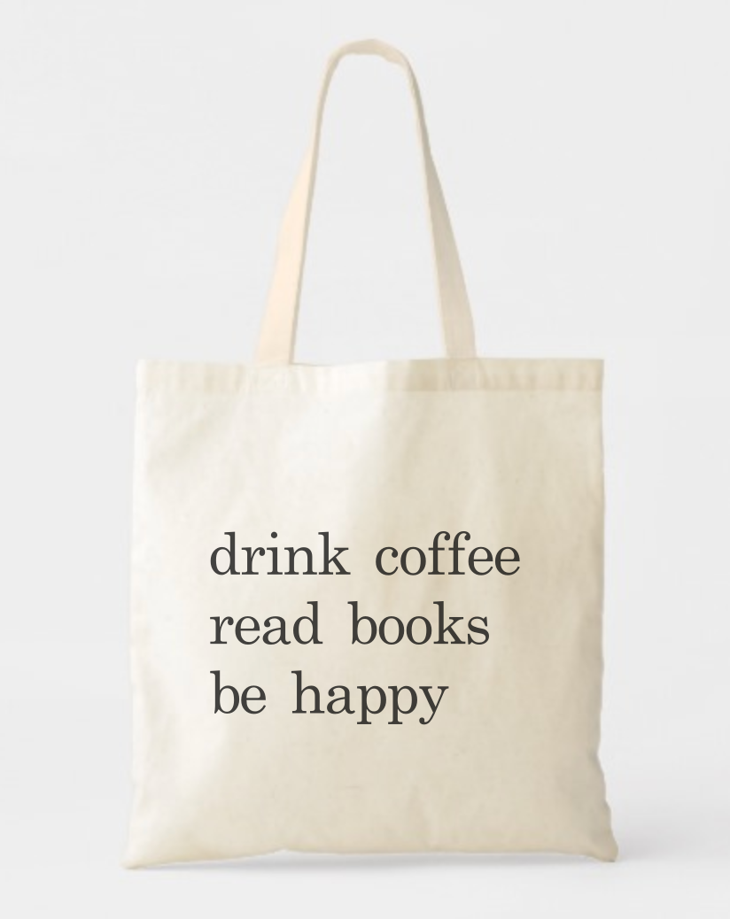 Coffee & Book Lovers Tote Bags,Personalized Custom Totes – GeorgiaBags  #bags #Book #COFFEE #Lovers #Tote   Book tote bag, Tote bags handmade, Tote  bag