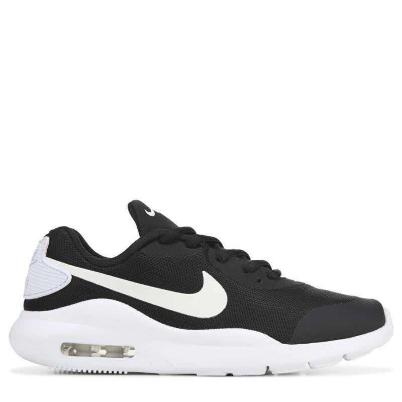 Nike Kids' Air Max Oketo Sneaker Grade School Shoes (Black