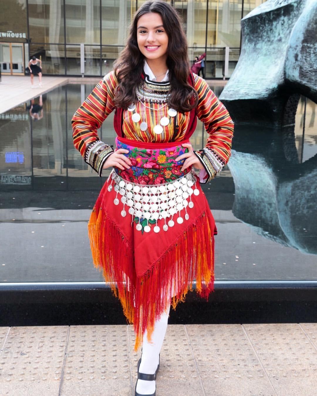 46cc15be49 Costume from Dibra, Albania   Albanian folklore   Albanian culture ...