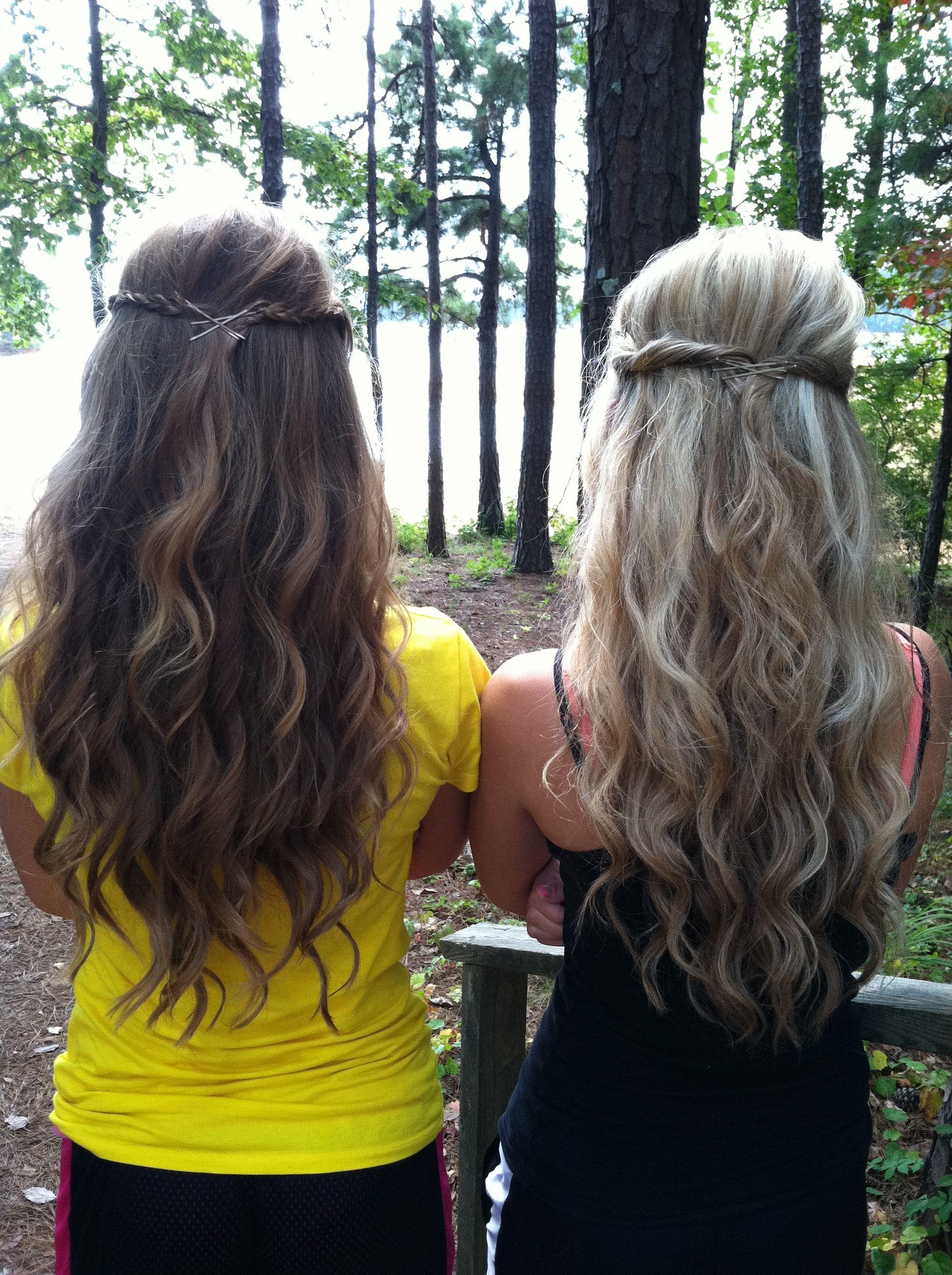 Long loose curls | Hair! | Pinterest | Long loose curls ...