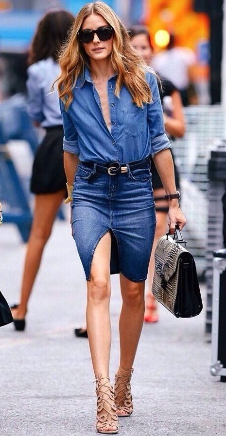 Olivia Palermo pulls off style double whammy at New York