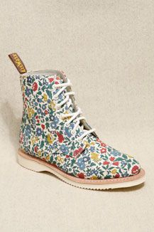 Dr. Martens X Liberty Floral 8 Eyelet Boots