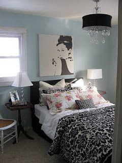 audrey hepburn bedroom ideas | Audrey+Hepburn+Room+Audrey ...