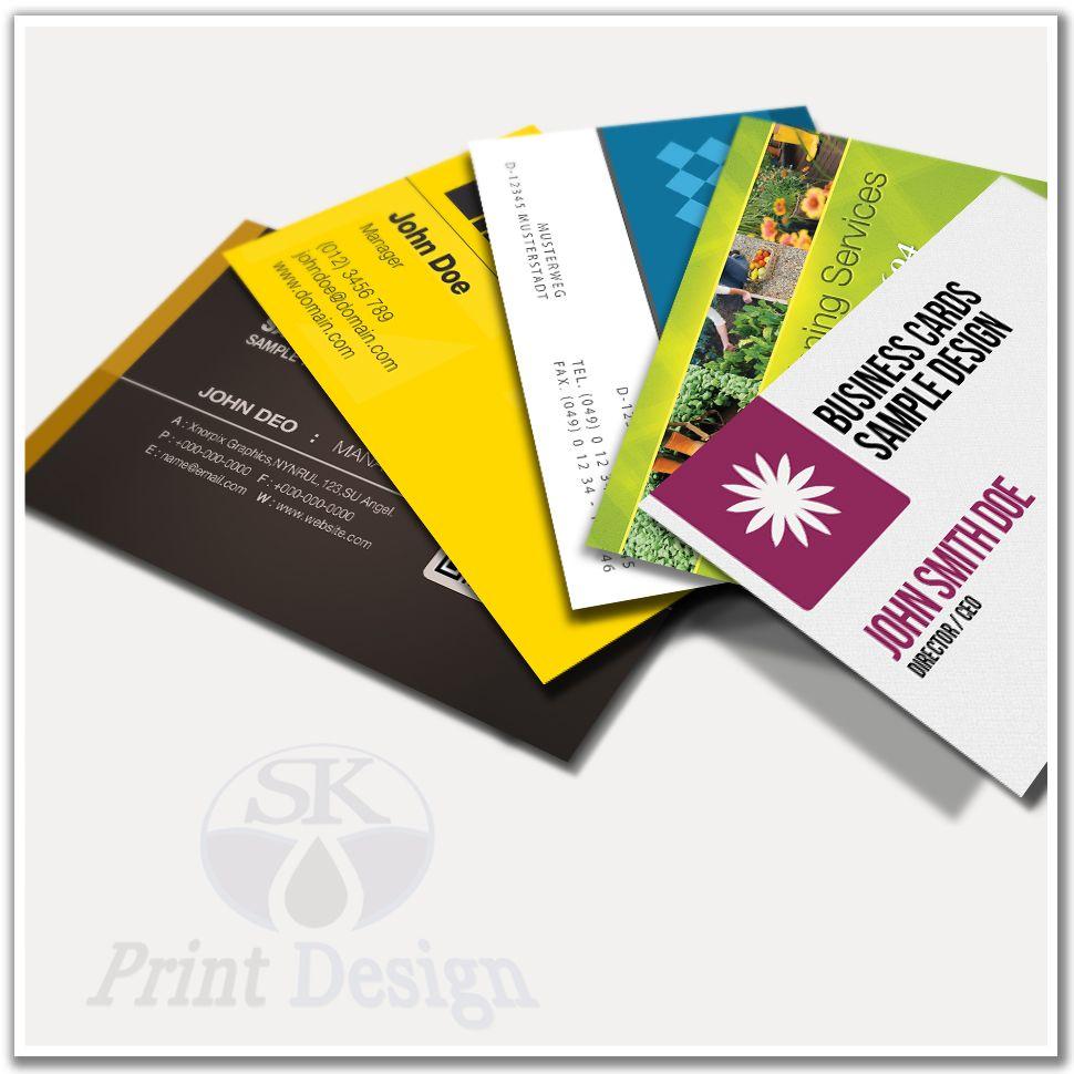 Business Card Printer Qualität Sowie Business Karte Qualität