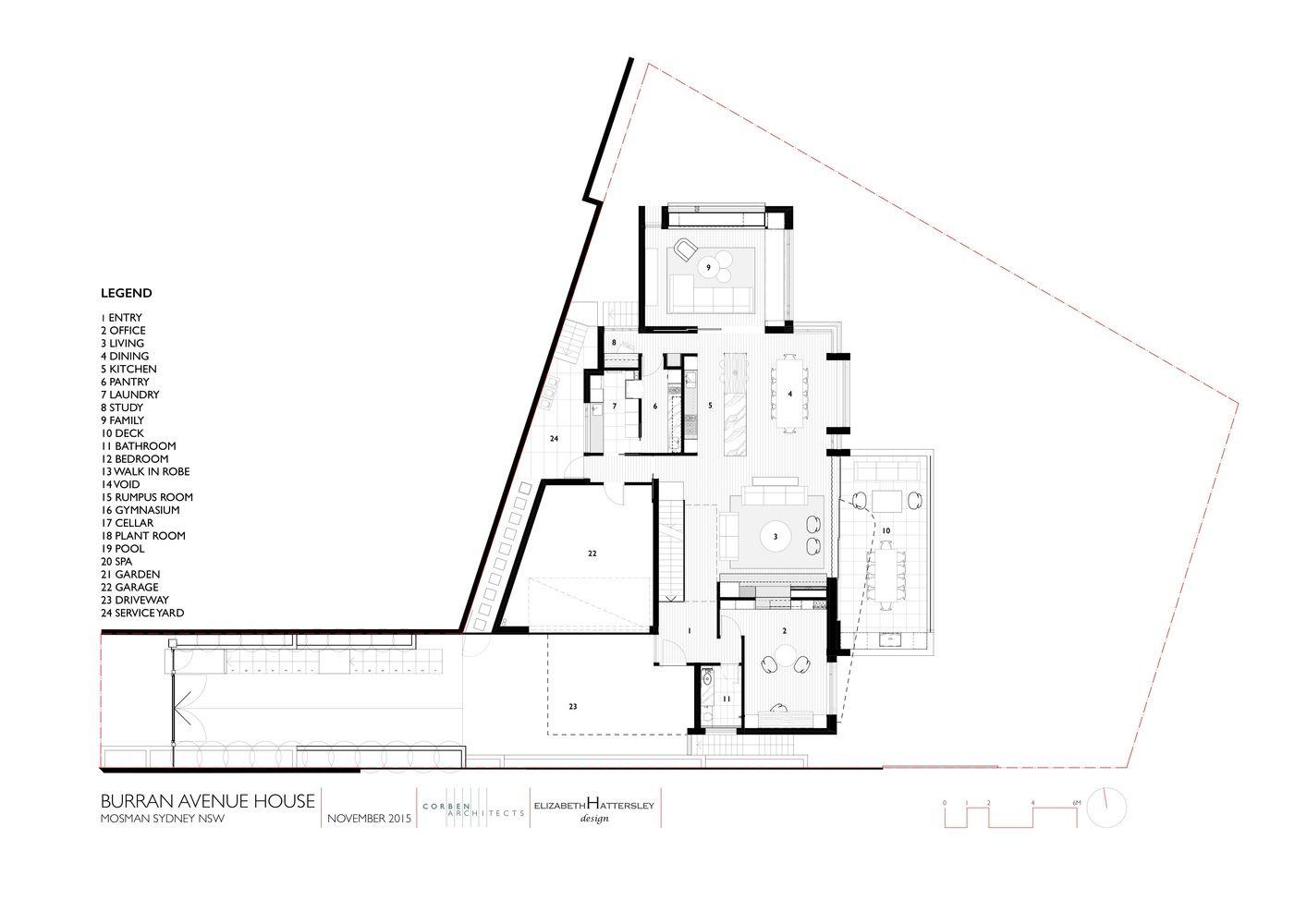 Galeria De Mds Corben Architects