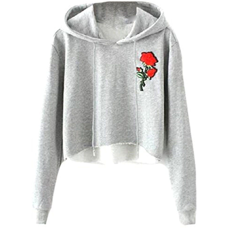 WSPLYSPJY Womens Pullover Hoodie Velvet Sweatshirt Long Sleeve Tunic Tops