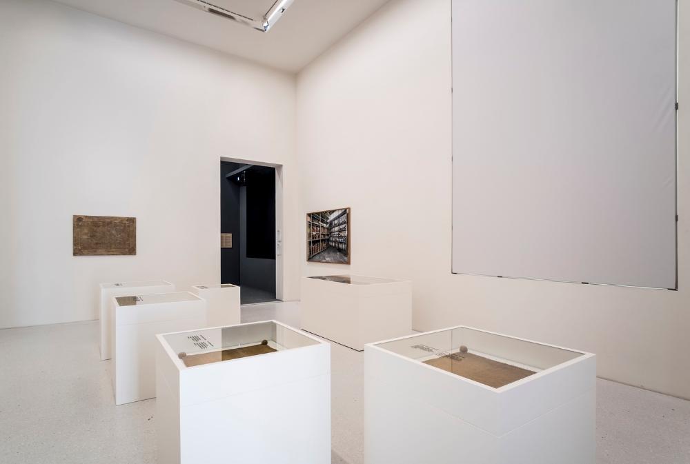 Neue Galerie Kassel Documenta 14 Alcove Bathtub Alcove Kassel