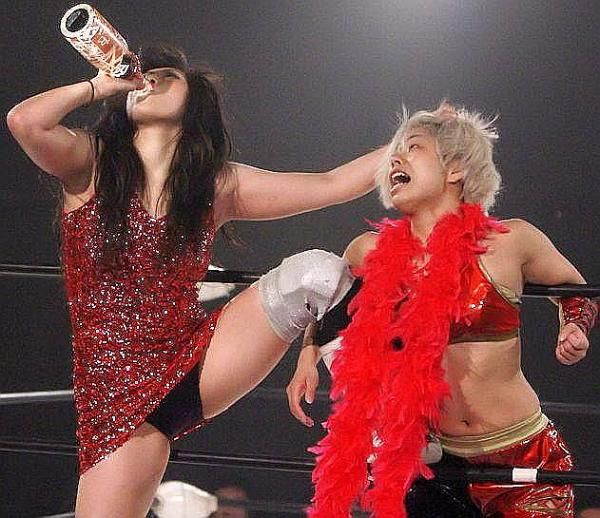 Pin on japanese women wrestling