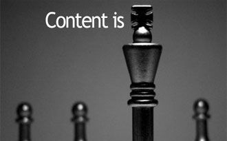 #Content is the king