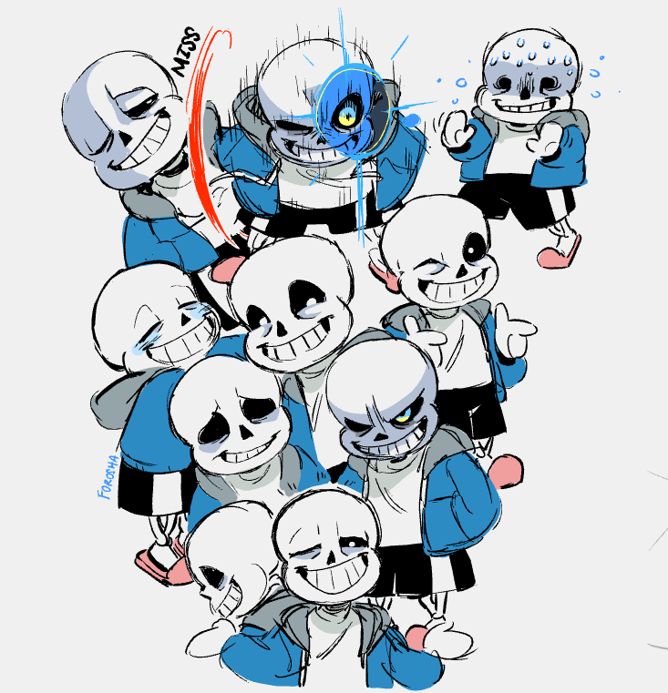 Some Sans Doodles And Twitter Responses To Said In 2020 With