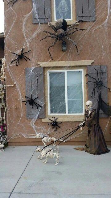 Pin by Shannon DeLacy on Jax\u0027s bash Pinterest Halloween ideas - scary diy halloween decorations