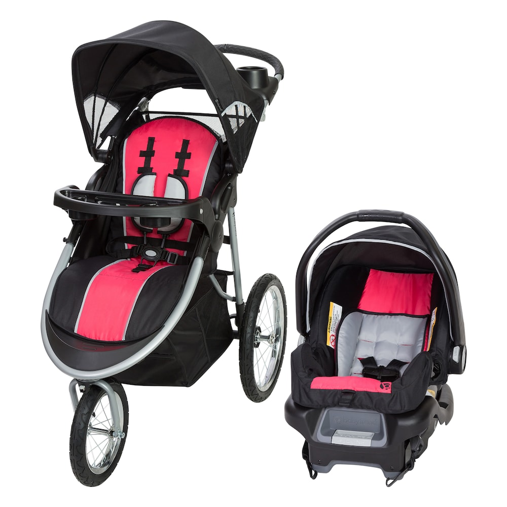 Baby Trend Pathway 35 Jogging Travel System Travel