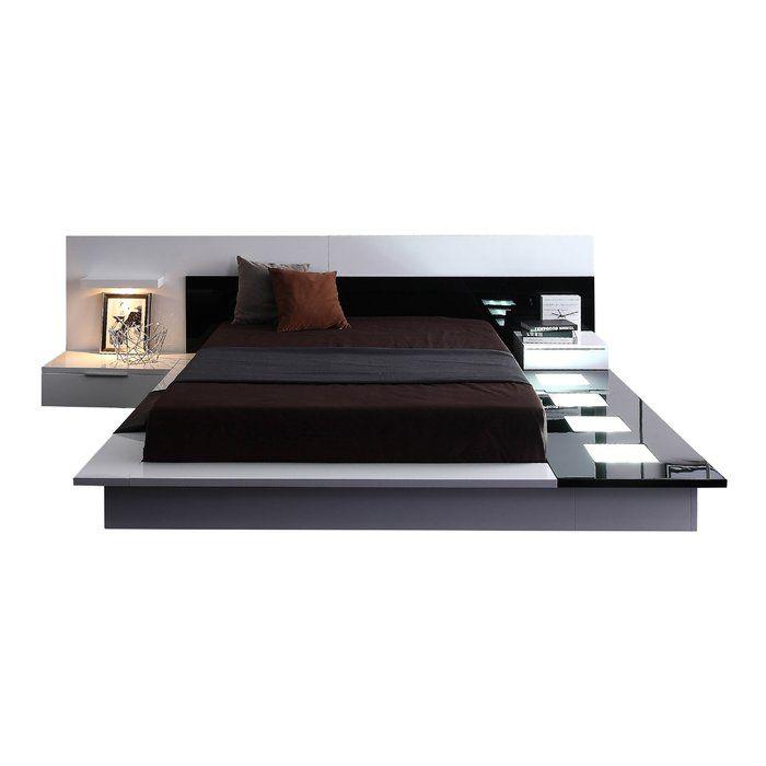Wade Logan Sabra Platform Bedroom Set & Reviews | Wayfair | Home ...
