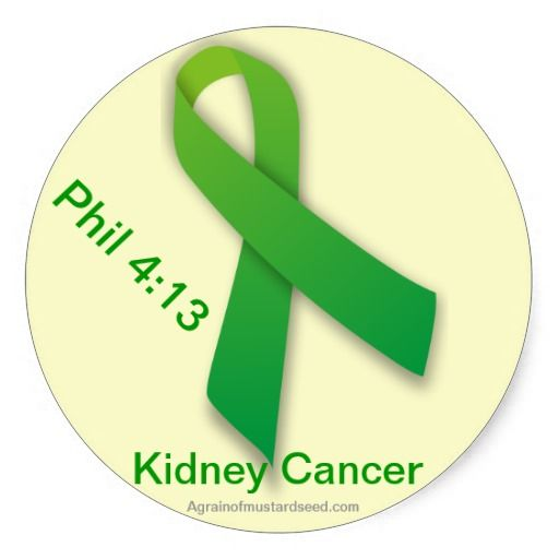 Uncureable kidney cancer