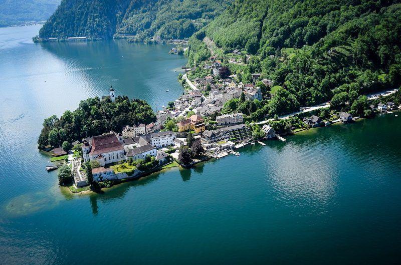 Les 16 plus beaux endroits à visiter en Autriche in 2020
