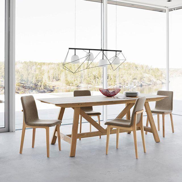 suspension spiro design e gallina light pinterest salle table et table salle manger. Black Bedroom Furniture Sets. Home Design Ideas