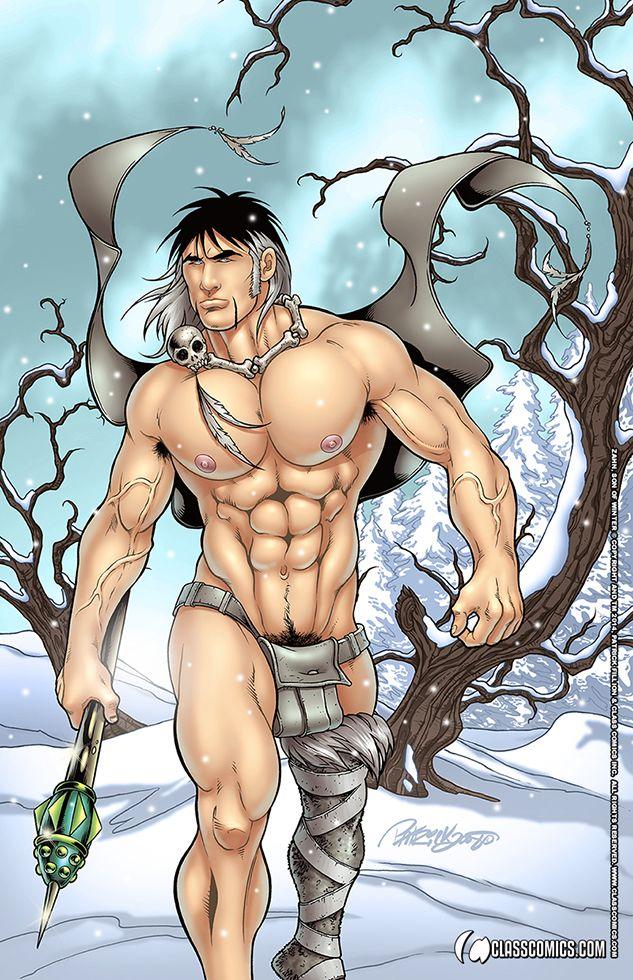 Nude white trash naked