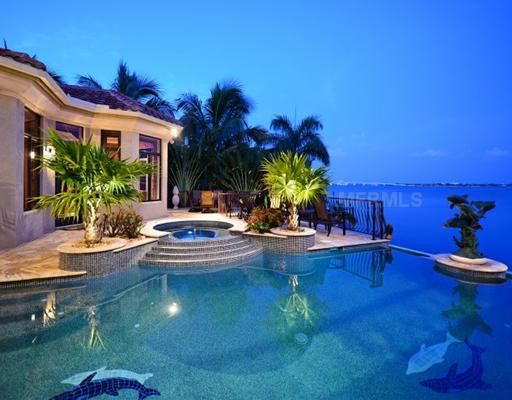 1436 John Ringling Pkwy, Sarasota FL 34236  This Lido Shores home is listed at $5,995,000.  Beautiful