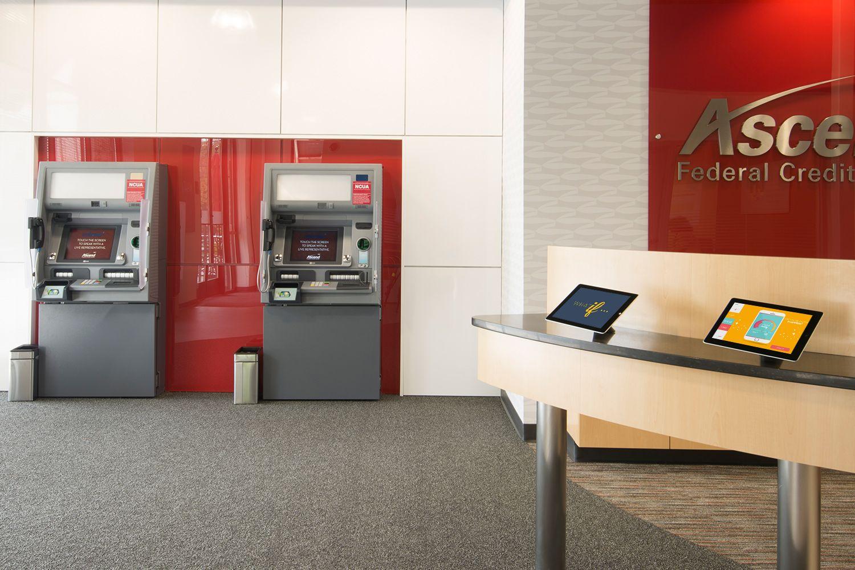 10 Branches Designed To Wow The Digital Banking Consumer Showcase Design Design Interior