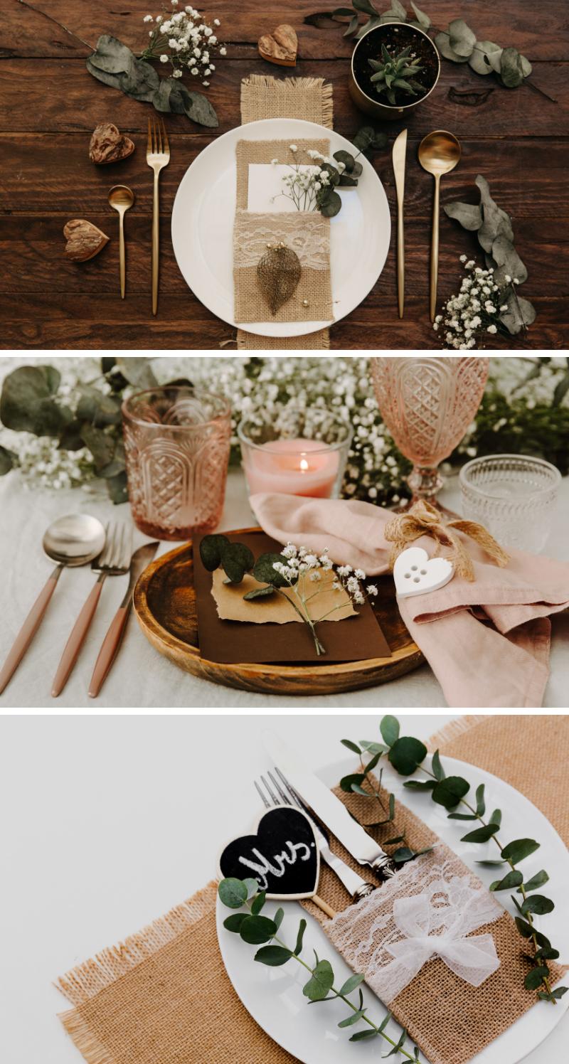 Decoración del lugar: consejos e ideas para la boda – caja de boda