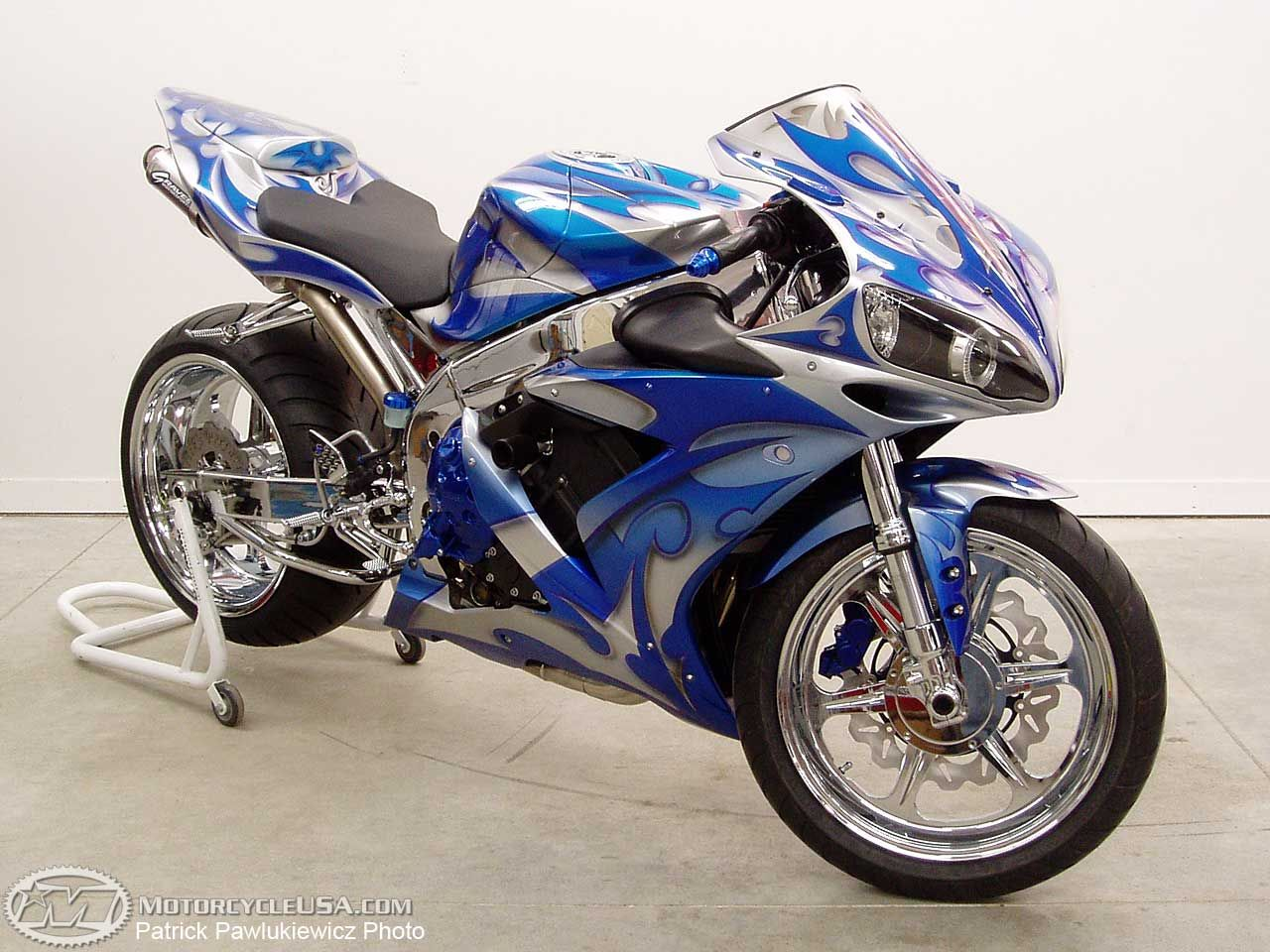 motorcycle sportbikes We first profiled Patrick
