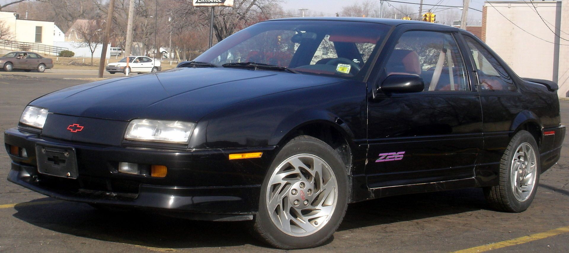1996 Chevrolet Beretta 2 Dr Z26 Coupe, wow did I love these cars ...