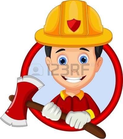 Worksheet. Bomberos de dibujos animados Foto  Carro de bomberos Camin