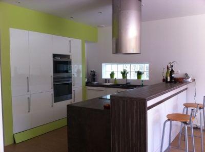 cuisine en u avec bar vous avez une cuisine ouverte cuisine pinterest. Black Bedroom Furniture Sets. Home Design Ideas
