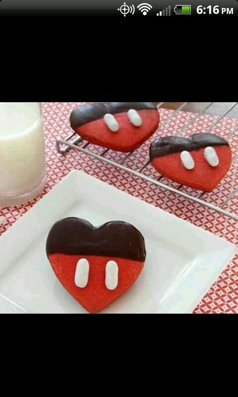 Mickey mouse cookies. 1st birthday party !