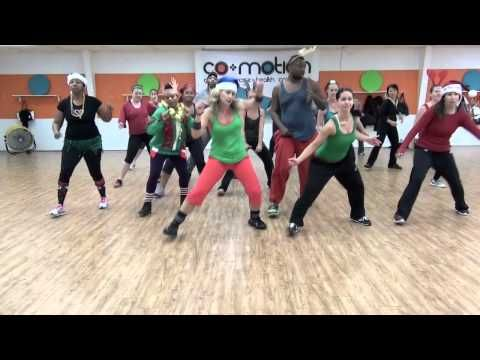 What You Want For Christmas Choreo By Lauren Fitz Zumba Workout Zumba Videos Dance Workout