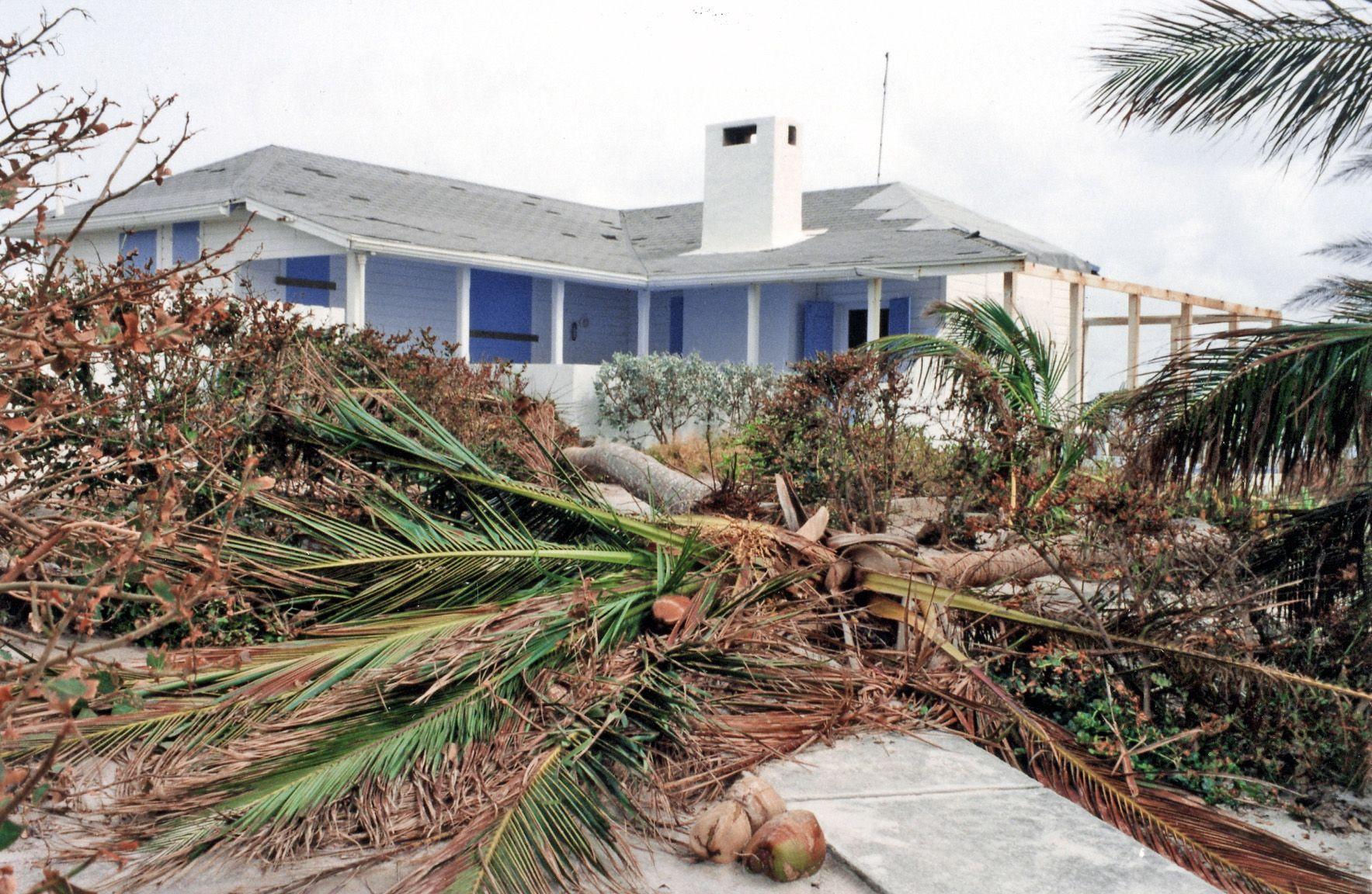 Hurricane Floyd September 1999 Abaco Hurricane Floyd Abaco Bahamas Floyd