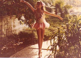 Jill Knapp  youth dancer.