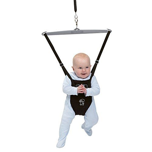 Tippitoes Doorway Bouncer - Black | Baby Lanteigne. | Pinterest ...
