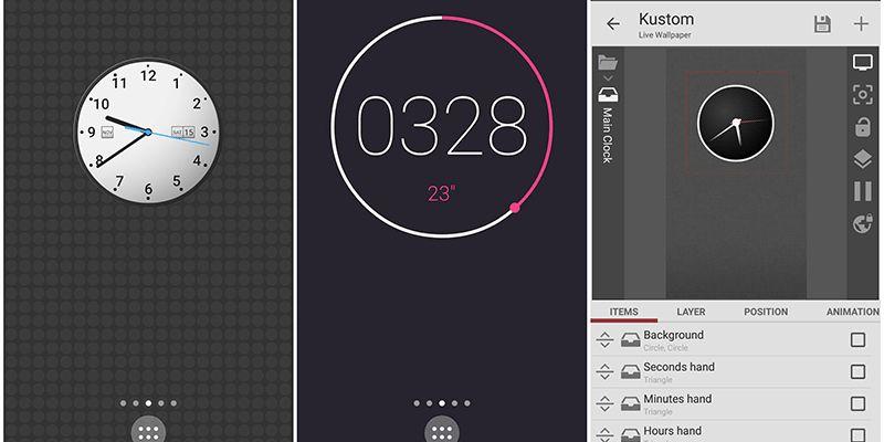 Klwp Live Wallpaper Maker Make Tech Easier Software Wallpaper Maker Live Wallpapers Wallpaper