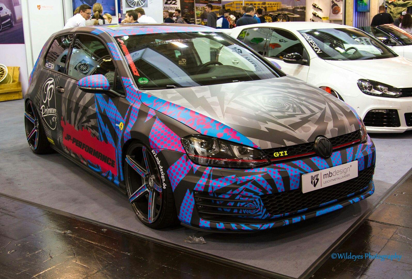 Vw Golf Mk7 Gti Volkswagen Polo Volkswagen Golf Volkswagen
