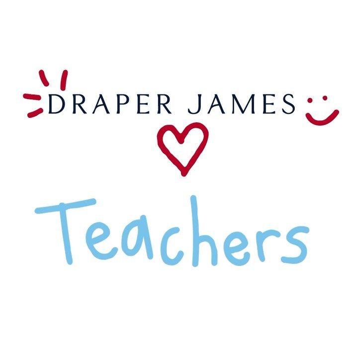 """Photo of Draper James auf Instagram: """"Liebe Lehrer, wir möchten uns bei Ihnen bedanken. Während der Quarantäne arbeiten Sie härter als je zuvor daran, unsere Kinder zu erziehen. Um unsere… """""""