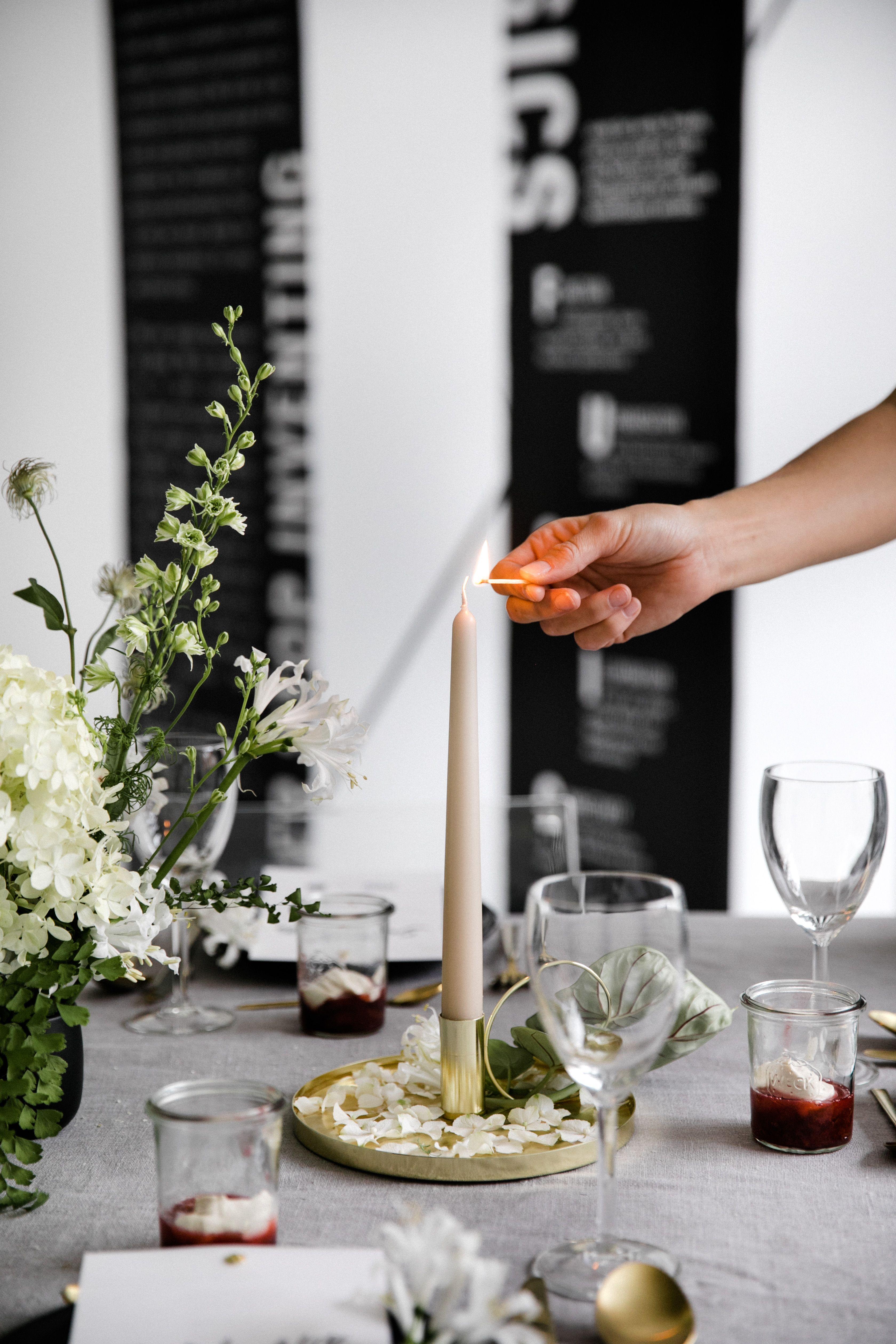 Schott Ceran Gestaltet Die Kuche Der Zukunft Tischdekoration