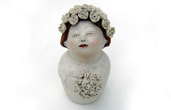 Brazilian Clay Sculpture
