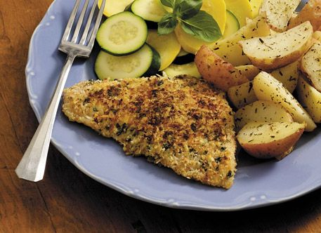 Baked Crappie Cakes