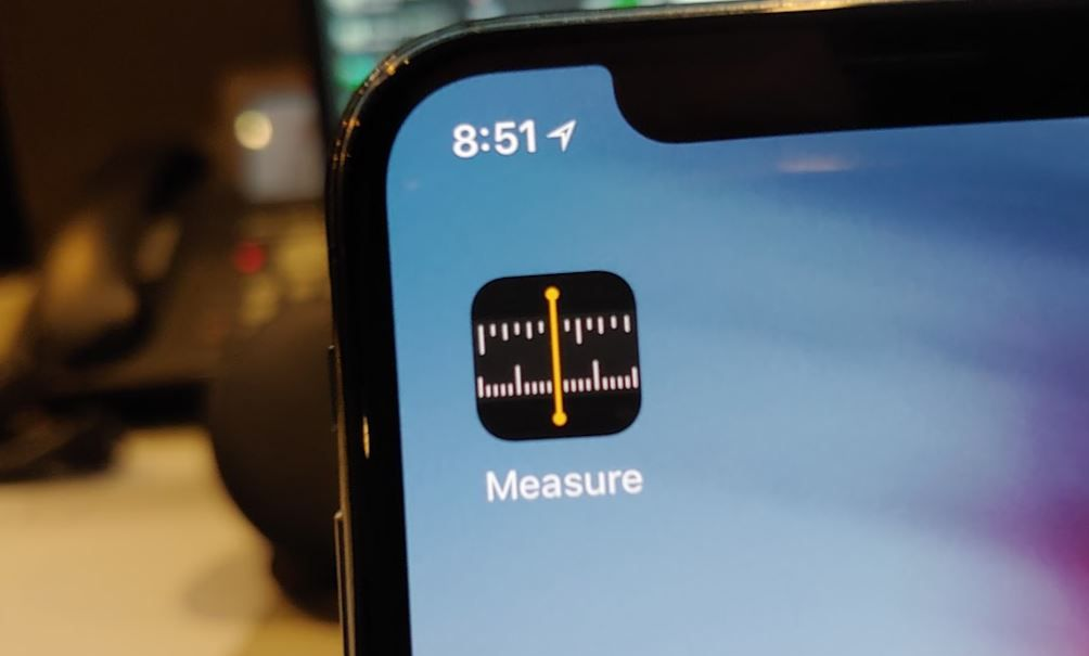 Apple has a new app that lets you measure almost anything