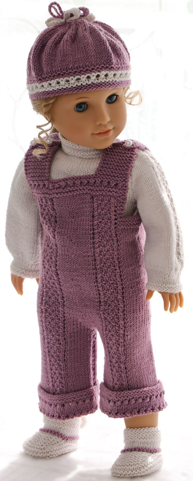 Puppen Pullover Stricken Anleitung Süsses Für Die Puppen