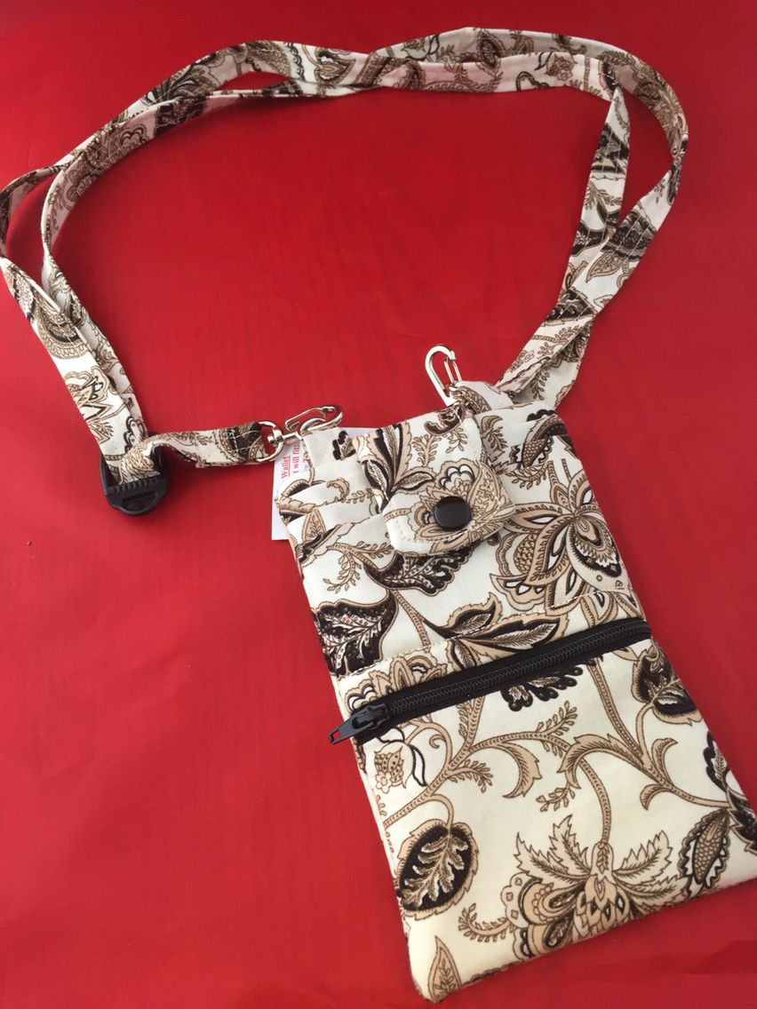 Cross body 3 pocket purse $30. Great to take to the Mall or anywhere you need to walk!!